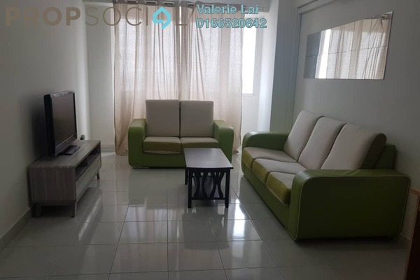 For Rent Serviced Residence at Main Place Residence, UEP Subang Jaya Freehold Fully Furnished 3R/2B 2k