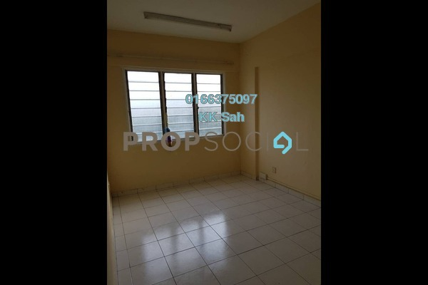 For Sale Apartment at Taman Permai Indah Apartment, Port Klang Freehold Semi Furnished 3R/2B 138k
