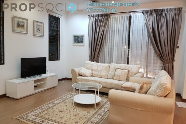 For Rent Terrace at The Hills, Horizon Hills Freehold Fully Furnished 4R/4B 3k