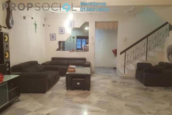 For Sale Terrace at Taman Desa Mewah, Semenyih Freehold Semi Furnished 4R/3B 480k