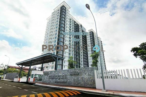 For Rent Condominium at Vista Mahogani, Kajang Freehold Fully Furnished 3R/2B 1.6k