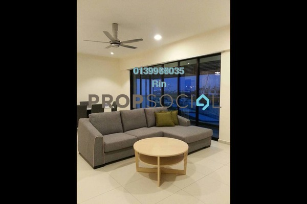 For Rent Serviced Residence at Serin Residency, Cyberjaya Freehold Fully Furnished 3R/3B 2.2k
