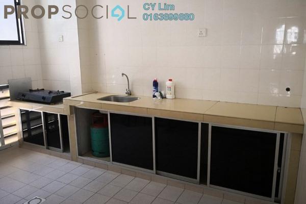 For Rent Apartment at Jalil Damai, Bukit Jalil Freehold Semi Furnished 3R/2B 1.1k