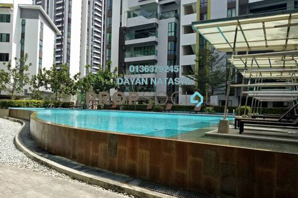 For Sale Serviced Residence at Serin Residency, Cyberjaya Freehold Fully Furnished 3R/3B 620k