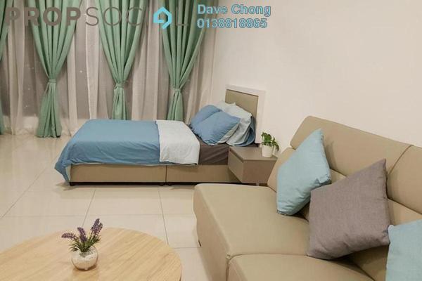 For Rent Condominium at EVO Soho Suites, Bandar Baru Bangi Freehold Fully Furnished 1R/1B 1k