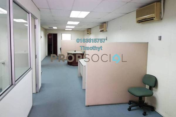 For Rent Office at Taman Sri Gombak, Batu Caves Freehold Fully Furnished 3R/2B 1.6k