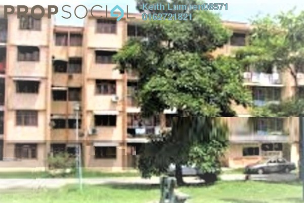 For Sale Apartment at Ampang Jaya, Ampang Freehold Unfurnished 3R/2B 180k