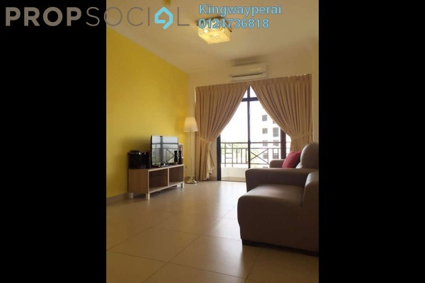 For Sale Condominium at Sunny Ville, Batu Uban Freehold Semi Furnished 3R/2B 470k