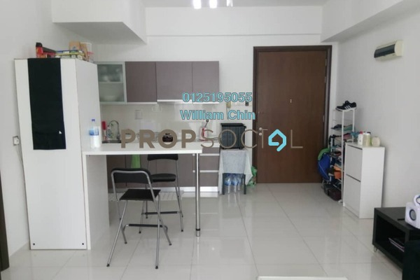 For Rent Condominium at Regalia @ Jalan Sultan Ismail, Kuala Lumpur Freehold Fully Furnished 1R/1B 2.2k