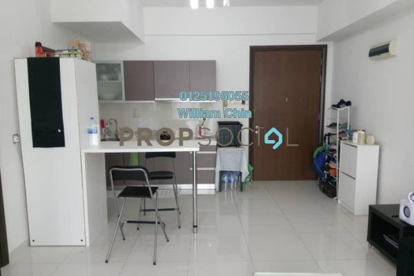 For Rent Condominium at Regalia @ Jalan Sultan Ismail, Kuala Lumpur Freehold Fully Furnished 1R/1B 2.2k