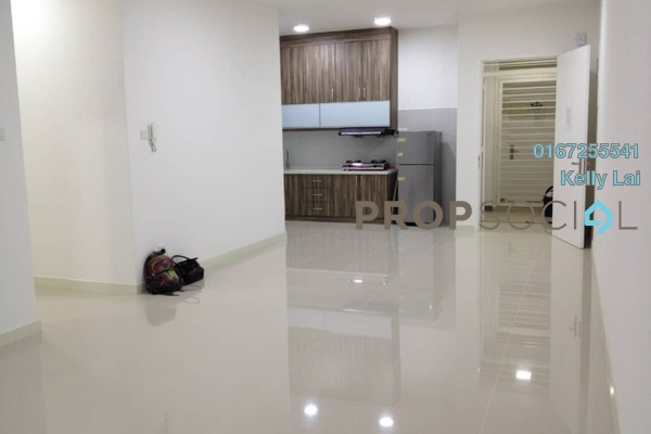 For Rent SoHo/Studio at The Establishment, Brickfields Freehold Semi Furnished 0R/1B 2.3k