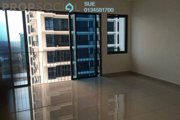 For Sale SoHo/Studio at Trefoil, Setia Alam Freehold Semi Furnished 0R/1B 295k