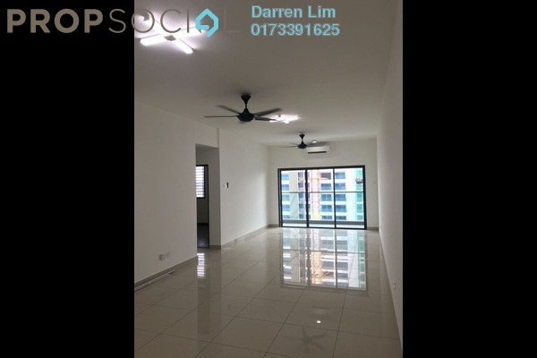 For Sale Serviced Residence at Landmark II, Bandar Sungai Long Freehold Semi Furnished 3R/2B 588k