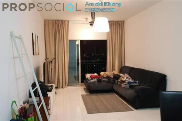 For Rent Condominium at Ampang Prima, Ampang Freehold Semi Furnished 2R/3B 1.6k