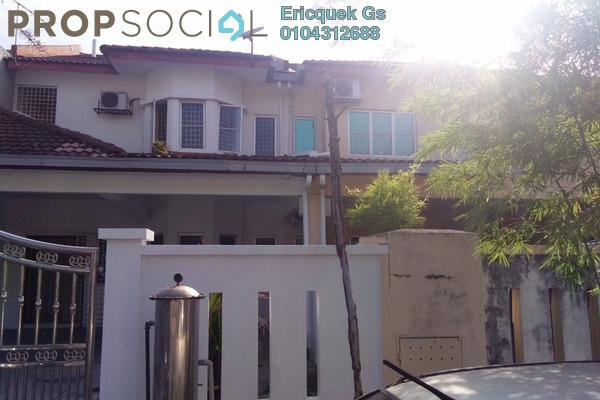 For Rent Terrace at Taman Amanputra, Puchong Freehold Semi Furnished 3R/3B 1.35k