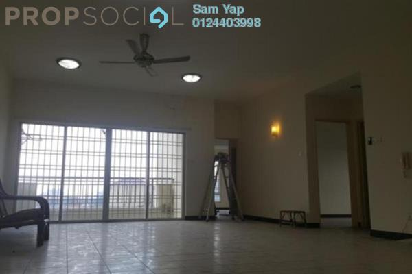 For Rent Condominium at Midah Heights, Cheras Freehold Semi Furnished 4R/2B 1.6k