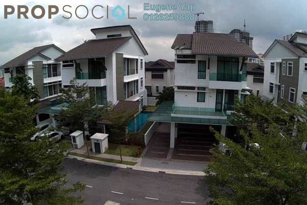 For Sale Bungalow at Laman Bayu, Segambut Freehold Unfurnished 6R/7B 3.3m