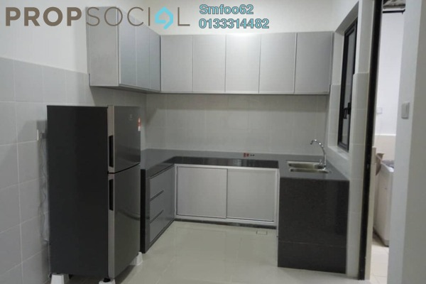 For Rent Condominium at Silk Sky, Balakong Freehold Semi Furnished 3R/2B 1.3k