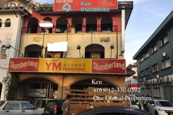 For Rent Shop at USJ 9, UEP Subang Jaya Freehold Unfurnished 0R/0B 3.5k