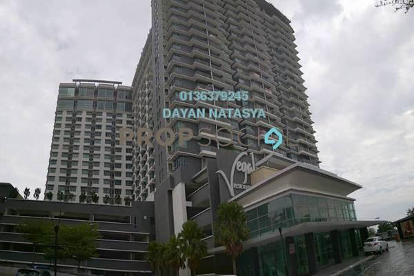 For Rent Serviced Residence at Vega Residensi, Cyberjaya Freehold Fully Furnished 3R/2B 1.8k