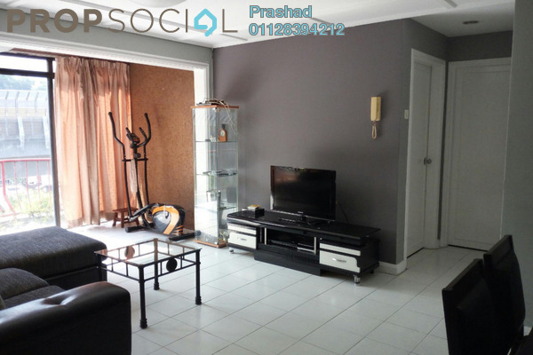 For Rent Condominium at Bangsar Puteri, Bangsar Freehold Fully Furnished 2R/1B 2.3k