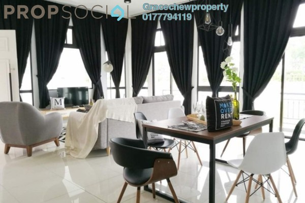 For Rent Semi-Detached at Eco Botanic, Skudai Freehold Fully Furnished 5R/5B 3.8k