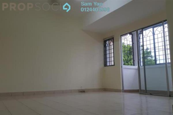 For Rent Townhouse at Seksyen 1, Bandar Baru Bangi Freehold Unfurnished 3R/2B 1.2k