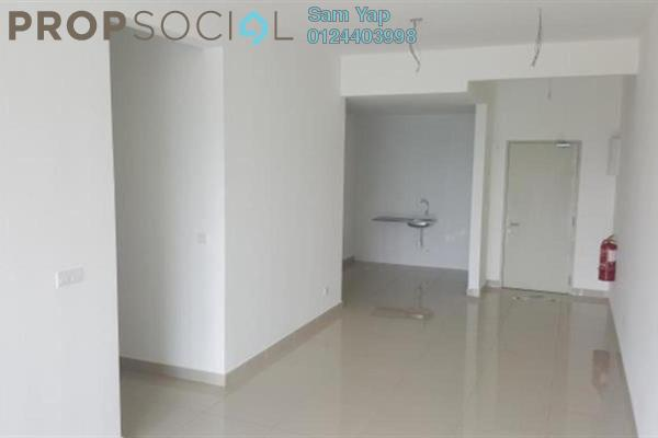 For Rent Condominium at D'Aman Residences, Puchong Freehold Semi Furnished 3R/2B 1.4k