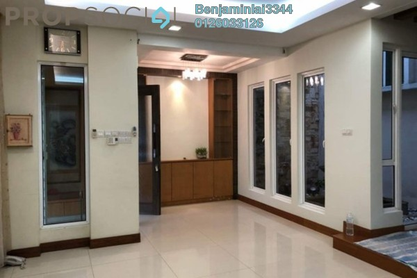 For Rent Semi-Detached at Amelia, Desa ParkCity Freehold Semi Furnished 6R/6B 6.8k