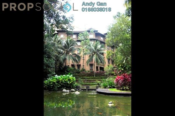 For Rent Condominium at Kampung Warisan, Setiawangsa Freehold Fully Furnished 3R/2B 4k