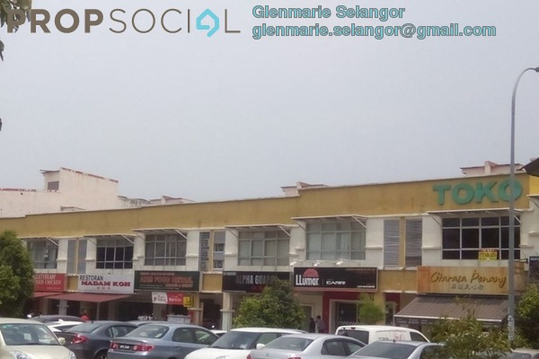 For Rent Shop at Hicom Glenmarie, Glenmarie Freehold Semi Furnished 0R/2B 4k
