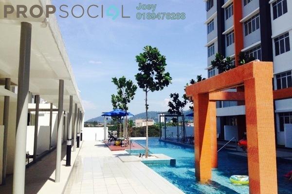 For Rent Condominium at 228 Selayang Condominium, Selayang Freehold Semi Furnished 3R/2B 1.2k