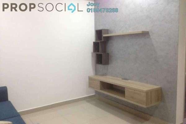 For Rent Condominium at Mutiara Ville, Cyberjaya Freehold Fully Furnished 1R/1B 1.3k