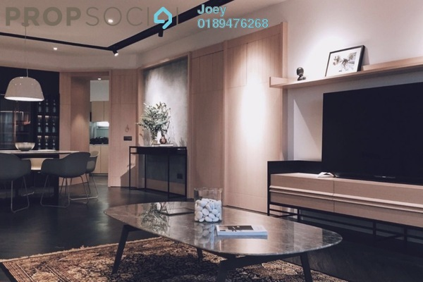 For Sale Condominium at Sri Penaga, Bangsar Freehold Fully Furnished 3R/2B 2.5m