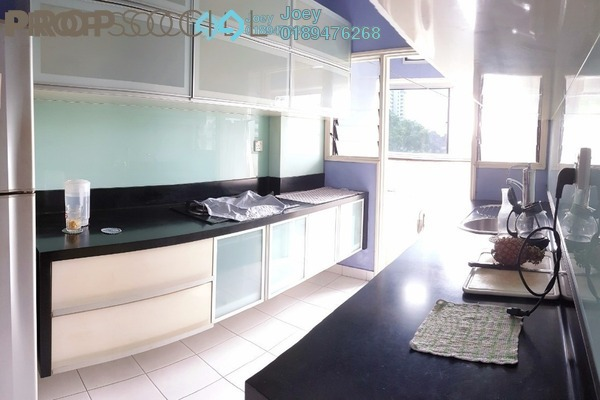 For Sale Condominium at Cascadium, Bangsar Freehold Fully Furnished 2R/2B 1.38m