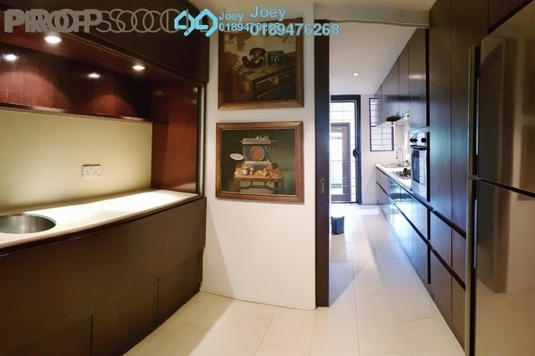 For Sale Townhouse at Sri Penaga, Bangsar Freehold Fully Furnished 3R/3B 3.9m