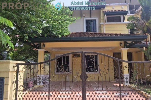 For Rent Semi-Detached at Taman Melawati, Kuala Lumpur Freehold Fully Furnished 5R/3B 4k