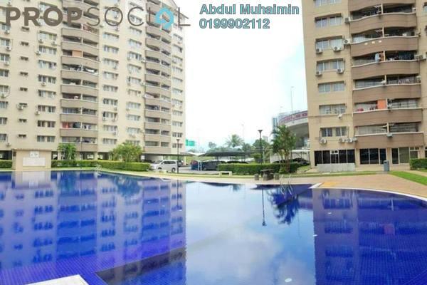 For Sale Condominium at Sentul Utama Condominium, Sentul Freehold Semi Furnished 3R/2B 328k