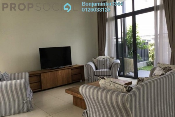 For Sale Terrace at Amelia, Desa ParkCity Freehold Semi Furnished 6R/7B 4.2m