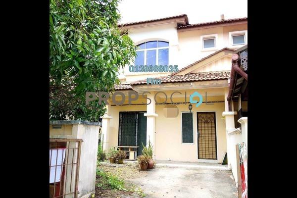For Sale Terrace at Bandar Puncak Alam, Kuala Selangor Freehold Semi Furnished 4R/3B 340k