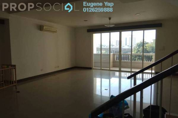 For Rent Condominium at Flora Murni, Mont Kiara Freehold Semi Furnished 4R/5B 5k