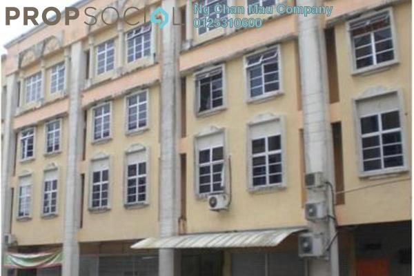 For Sale Apartment at Synergy Square, Petra Jaya Freehold Semi Furnished 0R/0B 55k