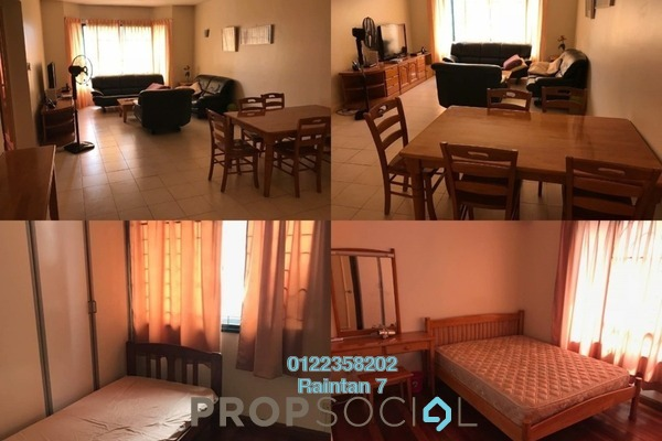 For Rent Condominium at Faber Heights, Taman Desa Freehold Fully Furnished 2R/2B 1.9k