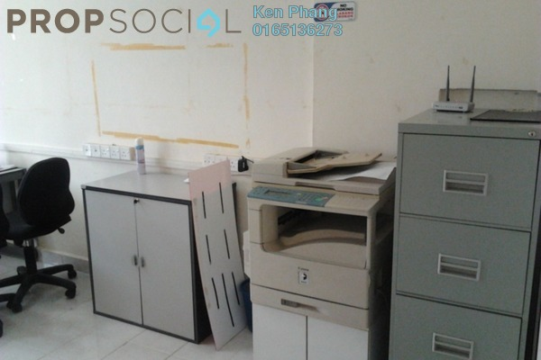 For Rent Office at Taman Serdang Perdana, Seri Kembangan Freehold Fully Furnished 3R/2B 1k