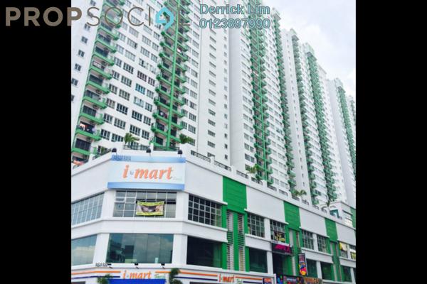 For Rent Shop at OUG Parklane, Old Klang Road Freehold Semi Furnished 0R/0B 3.2k