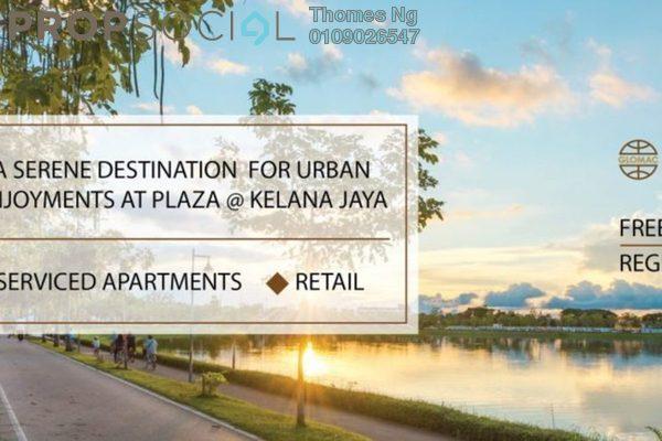 For Sale Serviced Residence at Plaza Glomac, Kelana Jaya Freehold Unfurnished 1R/1B 350k