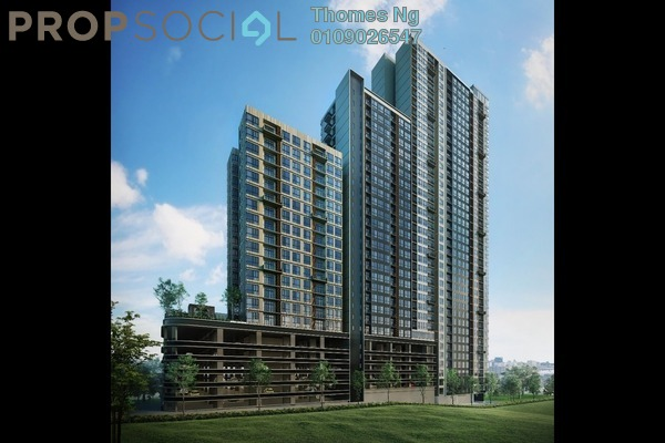 Condominium For Sale At The Haute Keramat By Thomes Ng Propsocial