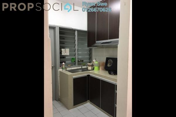 For Sale Condominium at SD Apartments, Bandar Sri Damansara Freehold Semi Furnished 3R/2B 268k