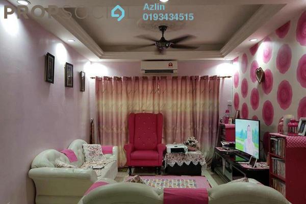 For Sale Condominium at Cengal Condominium, Bandar Sri Permaisuri Freehold Semi Furnished 2R/1B 475k