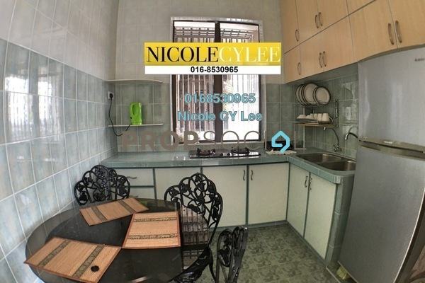 For Sale Condominium at Fairy Heights, Air Itam Freehold Fully Furnished 3R/2B 450k